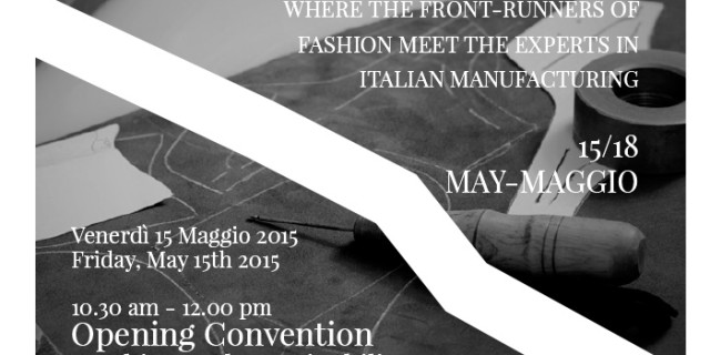 Origin Passion and Beliefs 15 – 18 Maggio 2015
